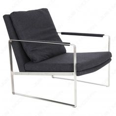 Zara Lounge Chair by Soho Concept