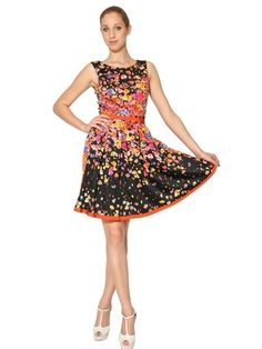 Minidress con gonna a Blugirl-2013