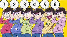 Just some pictures of the Matsuno Brothers and also manga #casuale # Casuale # amreading # books # wattpad