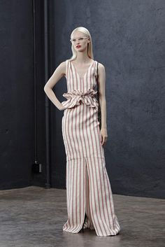 Hellessy Spring 2015 Ready-to-Wear - Collection - Gallery - Look 1 - Style.com