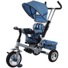 #Tricicleta Confort Plus - Sun Baby, recomandat pentru #copii cu varsta 12 luni - 36 luni Baby Strollers, Children, Playmobil, Boys, Kids, Sons, Kids Part, Baby Prams, Kid