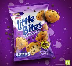 Bimbo® Little Bites® - Brand Architecture & Packaging Design 2016