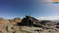 Techo de la península 34786 metros #mulhacen #sierranevada