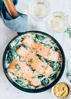 Fish Recipes, Healthy Recipes, Recipies, Fish And Seafood, Food Inspiration, Main Dishes, Good Food, Curry, Food Porn