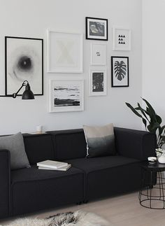 T.D.C | A New Picture Wall | Urban home | home | minimalist decor | home decor | decor | livingroom | room | spaces | Scandinavian | interior design | Schomp MINI