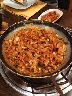 Restaurante Han Gang Coreano en Madrid