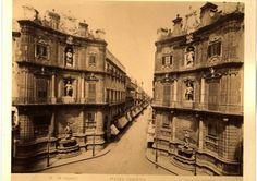 #Palermo, Quattro Canti di città