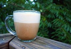 Vegan Butter Beer vegan, plantbased, earth balance, made just right Vegan Treats, Vegan Desserts, Vegan Recipes, Vegan Smoothies, Smoothie Drinks, Vegan Alcohol, Beer Images, Alcoholic Drinks, Beverages