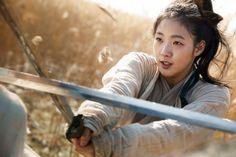 Memories of the Sword - Mediabook DVD Alemania Blu-ray Korean Celebrities, Korean Actors, Drama Korea, Korean Drama, Memories Of The Sword, Dramas, Kim Go Eun, Korean Entertainment, Korean Star
