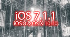iOS 7.1.1 Update kommt, iOS 8 & OS X 10.10 im Test - http://apfeleimer.de/2014/04/ios-7-1-1-update-kommt-ios-8-os-x-10-10-im-test -                 Logbuch ausgewertet: iOS 7.1.1 kommt, iOS 8 und Mac OSX 10.10 im Test! Das Update auf iOS 7.1.1 für iPhone 5s bis iPhone 4 sowie iPad Air, Retina iPad mini & Co. wird in Kürze erwartet. Wie  bereits bei den Vorgängern dürfte auch dieses iOS Update Over-the-Air ausgeliefert we...