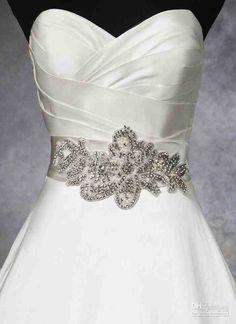 Wedding Dress Accessories Sash