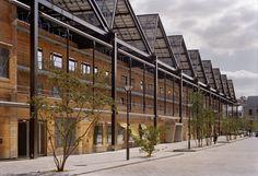 Jourda Architectes>Architecture>Bâtiments publics>Réhabilitation de la Halle Pajol