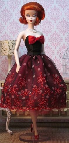 BArbie Bellissima couture fashions