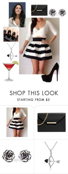 """We're Young And Wild And Free"" by beautifulgodess ❤ liked on Polyvore featuring Christian Louboutin, MICHAEL Michael Kors and Amanda Rose Collection"