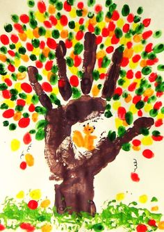 fall crafts for kids preschool Autumn Crafts, Fall Crafts For Kids, Autumn Art, Thanksgiving Crafts, Toddler Crafts, Diy For Kids, Kids Crafts, Diy And Crafts, Autumn Activities