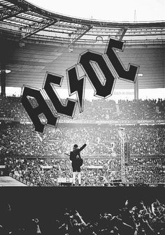 AC/DC lockscreen
