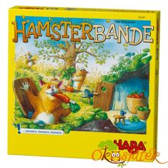 HABA Hamster Clan - A Cooperative Collecting Board Game Helps Kids Learn to Problem Solve & Prioritize for Ages Hamsters, Defi Nature, Clan Games, Lego, Cooperative Games, Thing 1, Games To Buy, My Little Girl, Family Games