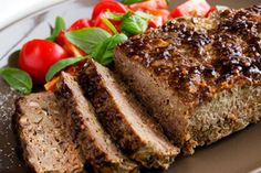 Meatloaf - Recipes - Eat Well with Bite Meatloaf Recipes, Meat Recipes, Recipies, Roast Meat Recipe, Kiwi Recipes, Rich Recipe, Iron Rich Foods, Thing 1, Creamy Mashed Potatoes