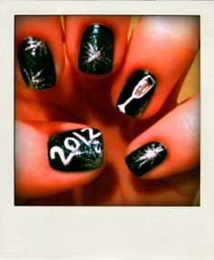 New year nail ideas