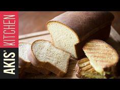 Homemade Sandwich Bread | Akis Petretzikis