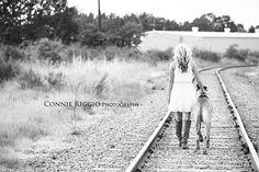 Gabby – Class of 2013 – Tacoma Senior Photographer Railroad Photography, Senior Photography, Animal Photography, Photography Ideas, College Senior Pictures, Senior Photos, Senior Session, Picture Ideas, Photo Ideas