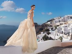 The FashionBrides is the largest online directory dedicated to bridal designers and wedding gowns. Find the gown you always dreamed for a fairy tale wedding. Santorini Island, Bridal Collection, Wedding Gowns, Ball Gowns, Magic, Design, Fashion, Homecoming Dresses Straps, Backless Homecoming Dresses