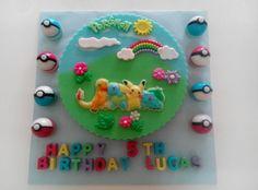 Pokemon jelly cake