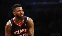 DeShawn Stevenson, Atlanta Hawks #Hawks #Beards