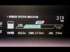 Complete tutorial on how to drive the third generation Prius for MAX MPG. Also pertains to other Prius year models.