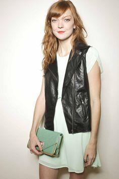 EVERLY Chloe Mint Dress