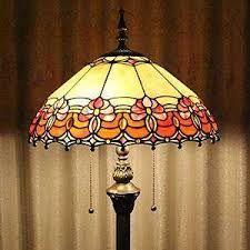 Resultado de imagen para lamparas tiffany de pie