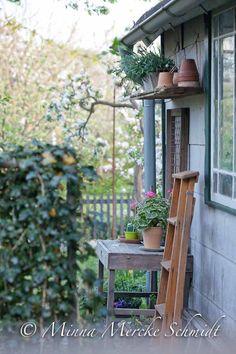 Minuthyllan till planteringsbordet | blomsterverkstad | Sköna Hem
