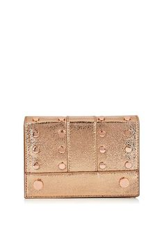 **Rose Gold Ray Cross Body Bag by Skinny Dip