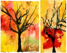 Fall art idea