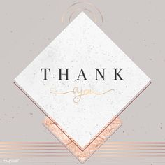 Thank you card Free Vector Flowery Wallpaper, Cute Wallpaper For Phone, Salon Signs, Free Thank You Cards, Gray Background, Watercolor Background, Watercolor Logo, Displaying Collections, Vector Photo