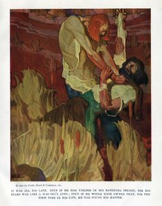 Truth in the Bright Light of Day: Mead Schaeffer 1929~1931