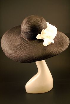Every girl needs a derby hat.