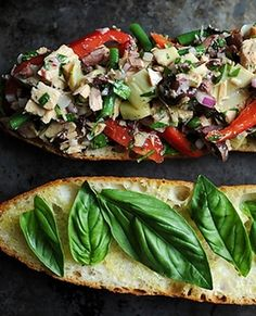 If you love healthy work week lunches, you'll love this sandwich recipe