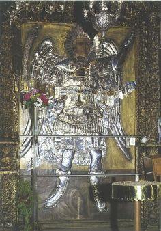 Byzantine Art, Orthodox Christianity, Archangel Michael, Guardian Angels, Religious Art, Christian Faith, Holy Spirit, City Photo, Saints