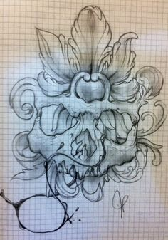 Alexbreak : Ornemental Skull