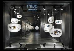 Kirk Originals Flagship Store // Campaign Design | Afflante.com
