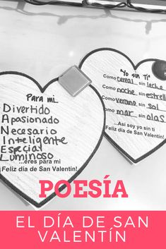 Spanish poetry, spanish writing activity, spanish class activities, el dia de San Valentin, Valentine's Day,  Spanish Valentine's Day Poetry Activities: Poesía para El Día de San Valentín  These can also be used for Mother's day! (El día de la madre!)  There are two poetry prompts to get your students writing in the target language! The cute heart templates and Valentine's theme will get them in the spirit for the holiday, whether they are writing poems for friends, family, or a classroom…