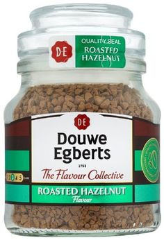 buy now Douwe Egberts The Flavour Collective Coffee Roasted Hazelnut – the enticing aroma and luxurious taste of roasted hazlenutFor something extra special, replace the . Coffee Label, Coffee Packaging, Grocery Deals, How To Roast Hazelnuts, Instant Coffee, Coffee Roasting, Hot Coffee, Drinking Tea, Healthy Recipes