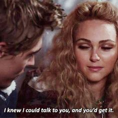 The Carrie Diaries | Sebastian and Carrie