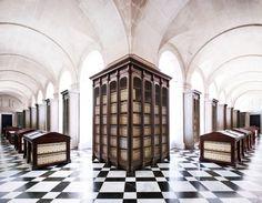 Archivo General de Indias Sevilla  Candida Hofer