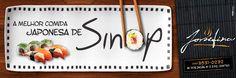 Josefina: A melhor comida japonesa de Sinop!