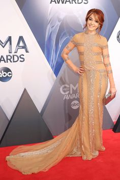 All the Best Looks from the 2015 Country Music Awards  - Cosmopolitan.com