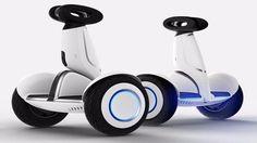 Ninebot Plus, segway autobilanciante con motore dual e grande autonomia