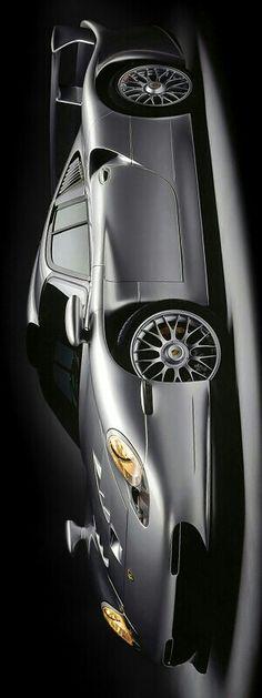 1997 Porsche 911 GT1 (996) $2,000,000