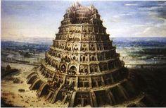 Map of Babylon with Ziggurat | ... Collection Galleries World Map App Garden Camera Finder Flickr Blog